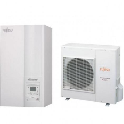 Fujitsu 10 kw õhksoojuspump majale