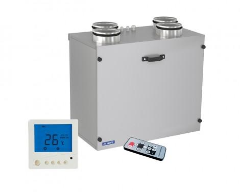 вентиляционный агрегат Вентс ВУТ 300-2 Э2В ЕС