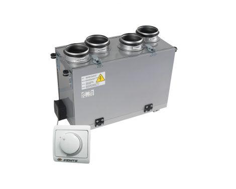 VUT 300 V mini soojustagastusega ventilatsiooniagregaat