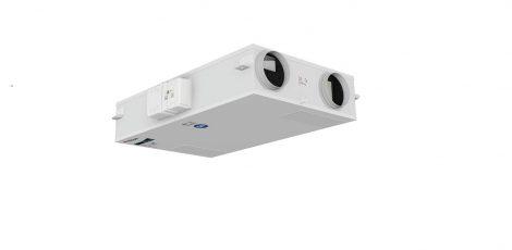 Niiskuse kontrolliga ventilatsiooniseade Titon HRV 200 Q Plus