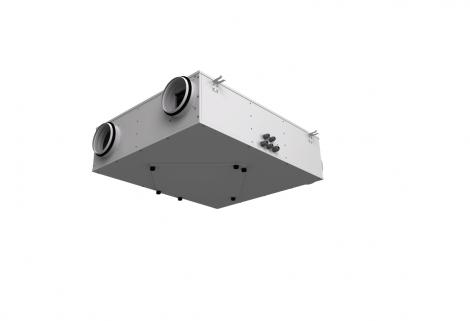 VENTS VUE P3B soojustagastusega kompaktne, töökindel ja energiasäästlik ventilatsiooniagregaat