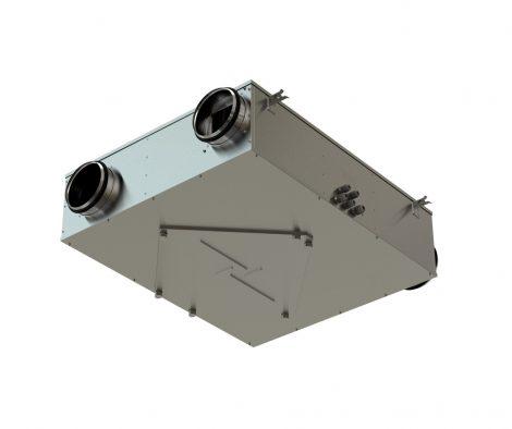 VENTS VUE P3 Soojustagastusega kompaktne, töökindel ja energiasäästlik ventilatsiooniagregaat