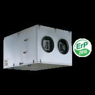 Vents VUT PW EC, ventilatsiooniseade, veesoojendiga,heliisolatsiooniga korpus, soojustagastusega,ventilatsioniagregaat