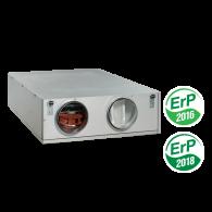 Vents VUT 1000 PE EC,ventilatsiooniseade, elekktriline järelküte, lakke kinnitatav, ventilatsiooniagregaat,kompaktne,isoleeritud korpus.