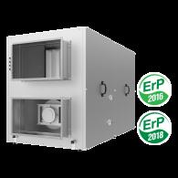 Vents VUTR EH EC,ventilatsiooniseade,elektriliseküttekehaga,soojusttagastav,heliisoleeritud,ventilatsiooniagregaat