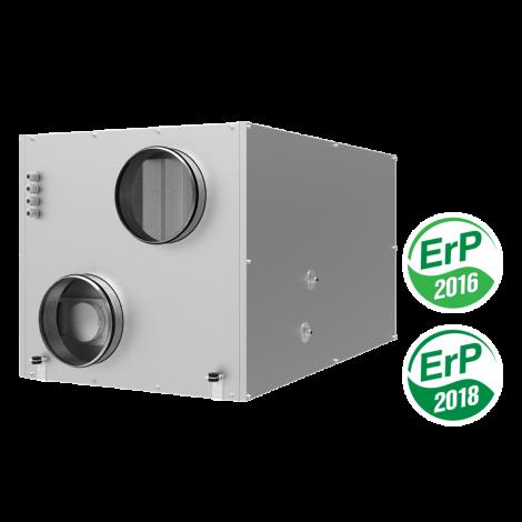 Vents VUTR WH EC,ventilatsiooniseade,veekuumutiga,soojusisolatsiooniga,heliisolatsiooniga,ventilatsiooniagregaat,soojustagastav