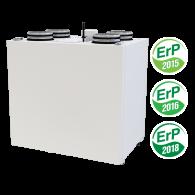 Vents VUTR V EC,ventilatsiooniseade, soojustagastusega,ventilatsiooniagregaat,heliisolatsiooniga