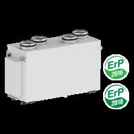 Vents VUT V mini EC, soojustagastusega, ventilatsiooniseada, heli summutav, soojusisoleeritud korpus.