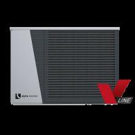 Alpha Innotec LWD V-Line
