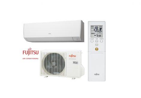 Fujitsu KH-seeria õhksoojuspump